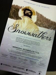 snowalkers poster