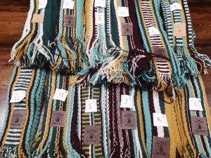 traditional inkle woven sash
