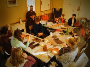 moccasin workshop LOTN