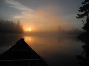 Spring is coming - dust off the canoes!