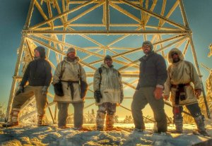 The 2015 Ishpatina Summit Crew (plus Kielyn!)