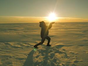 LOTN Arctic Ocean Sunset
