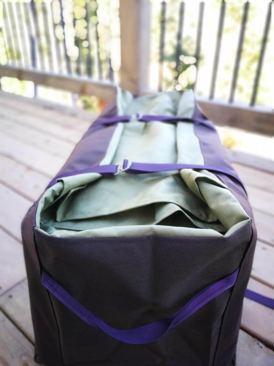 Toboggan Stove Bag